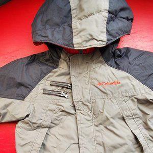 Columbia toddler snow jacket